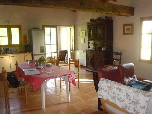 Maison en campagne en location vacances à Ascain