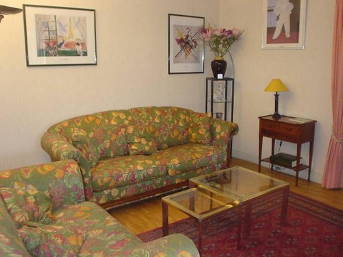 Appartement dans résidence en location vacances à ST JEAN DE LUZ CENTRE VILLE