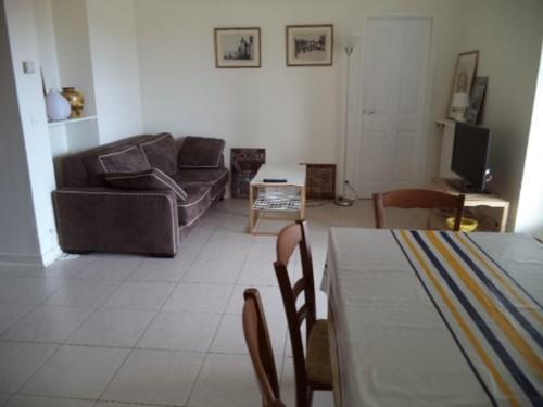 BEL APPARTEMENT AVEC TERRASSE en location vacances à ST JEAN DE LUZ
