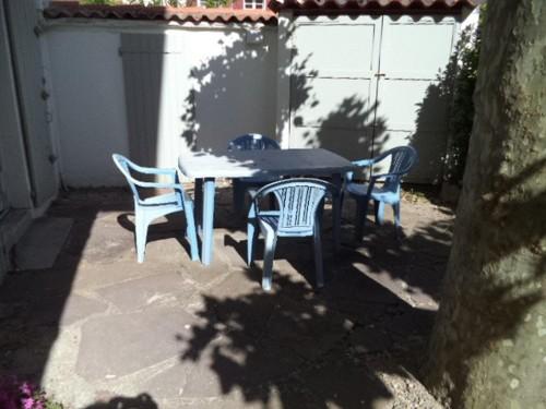 Appartement avec terrasse et parking en location vacances à ST JEAN DE LUZ PLAGE