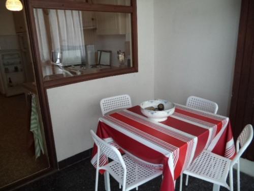 APPARTEMENT AVEC BALCON en location vacances à ST JEAN DE LUZ CENTRE