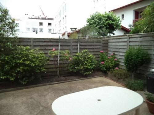 Maison de ville avec cour et garage en location vacances à ST JEAN DE LUZ CENTRE VILLE