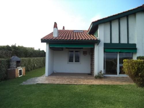 Agréable maison dans complexe avec piscine en location vacances à ST JEAN DE LUZ (ACOTZ)