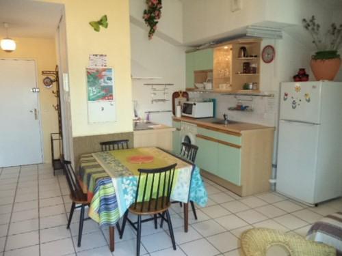 Appartement avec parking privé en location vacances à ST JEAN DE LUZ