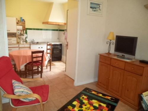 APPARTEMENT en location vacances à ST JEAN DE LUZ URDAZURY
