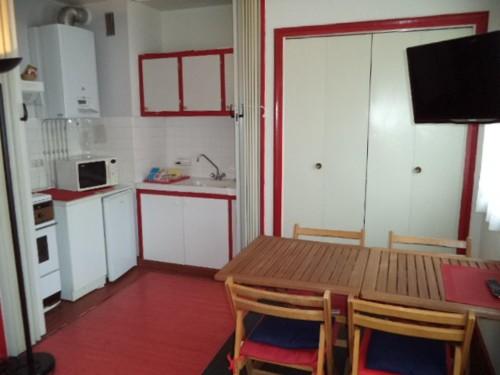 STUDIO AVEC PARKING en location vacances à ST JEAN DE LUZ CENTRE VILLE