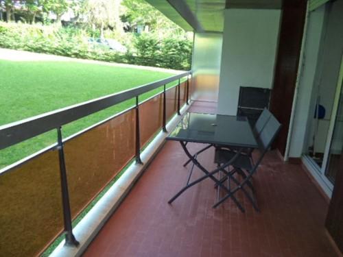 APPARTEMENT AVEC TERRASSE ET PARKING en location vacances à ST JEAN DE LUZ