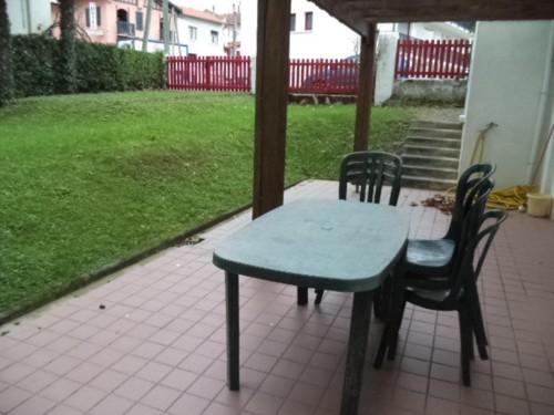 Appartement dans villa avec jardinet en location vacances à ST JEAN DE LUZ (quartier du Lac)
