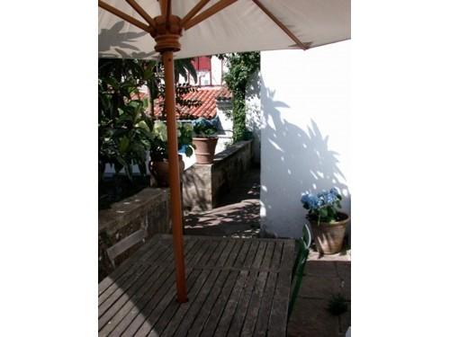 MAISON DE VILLE en location vacances à ST JEAN DE LUZ CENTRE