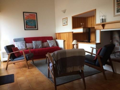 Appartement rez de chaussée de villa