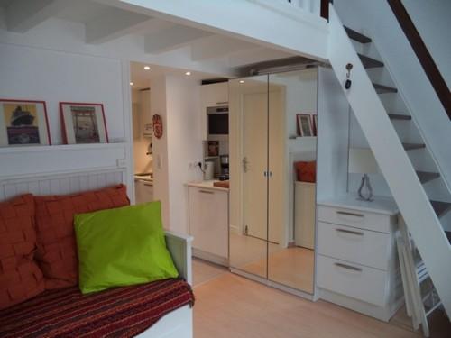 Appartement dans residence en location vacances à ST JEAN DE LUZ CENTRE VILLE