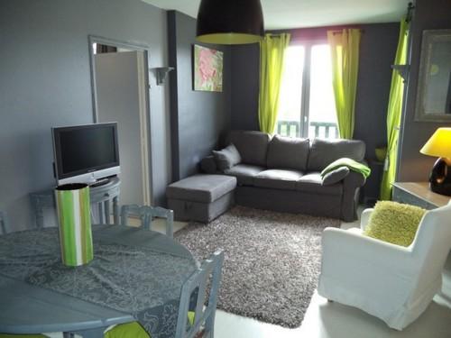 APPARTEMENT T2  MEUBLE en location vacances à ST JEAN DE LUZ