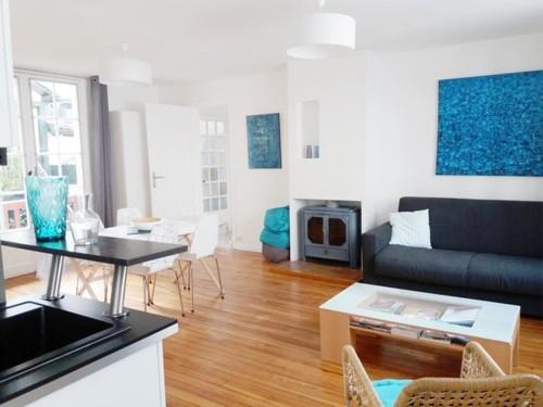 Bel appartement avec balcon