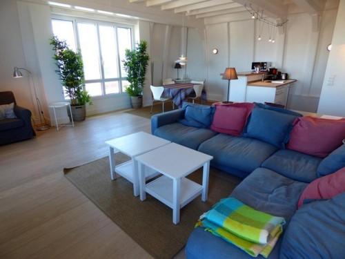 BEL APPARTEMENT AVEC VUE SUR MER en location vacances à ST JEAN DE LUZ
