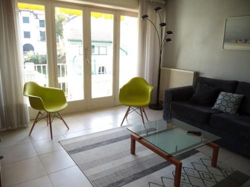 Bel appartement avec parking en location vacances à SAINTJEAN DE LUZ