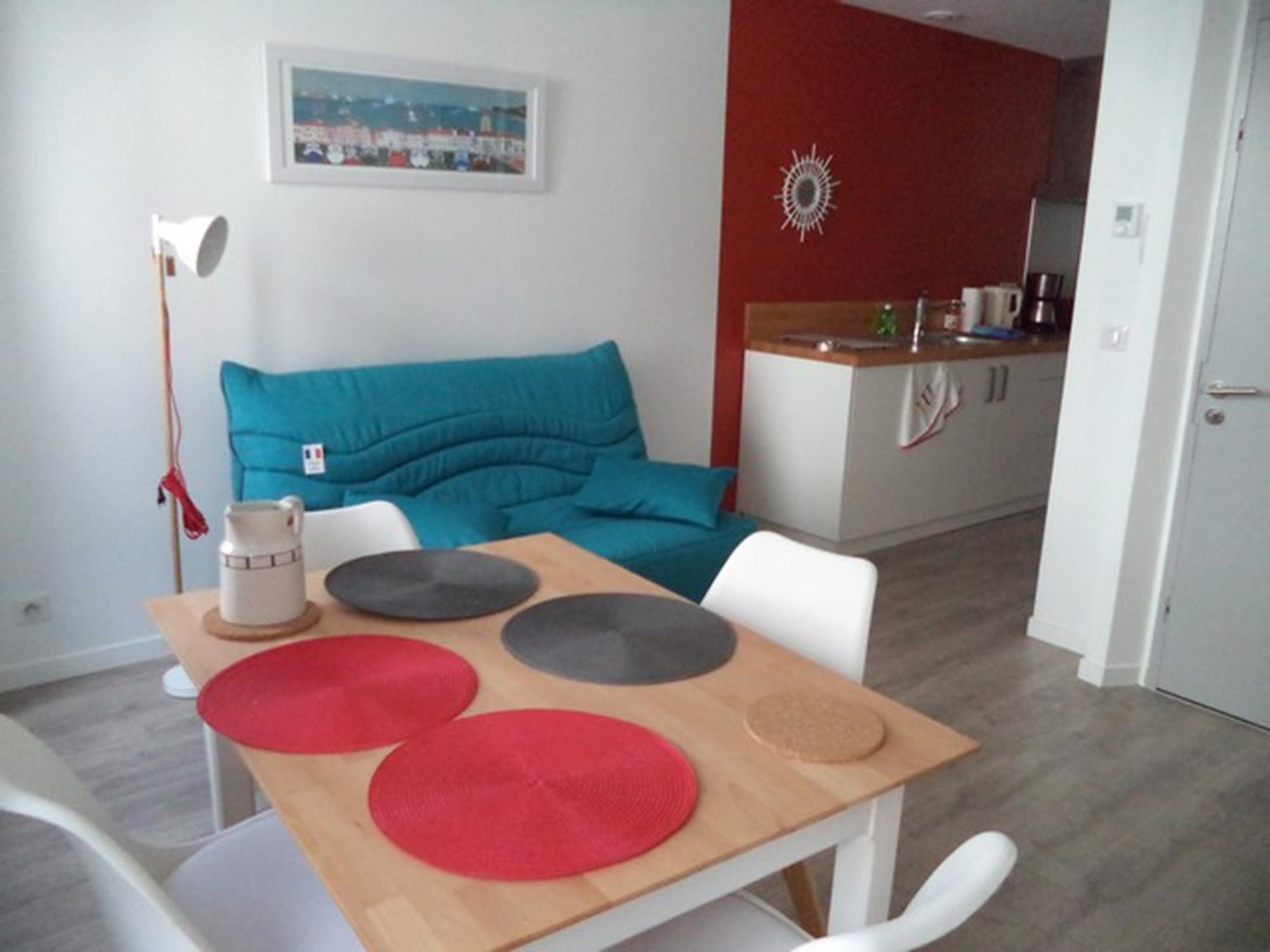 Appartement à 150 mètres de la plage
