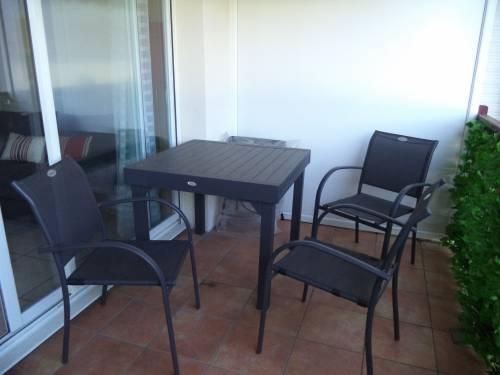 Appartement avec parking privé et terrasse