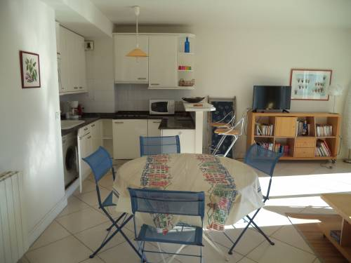 APPARTEMENT AVEC PARKING en location vacances à ST JEAN DE LUZ CENTRE
