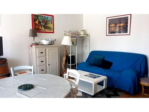 Appartement avec parking privé en location vacances à ST JEAN DE LUZ (quartier Urdazury)