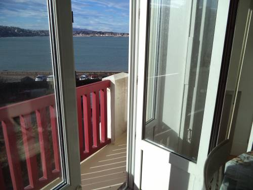 Bel appartement avec vue sur mer en location vacances à St Jean de Luz  (plage)