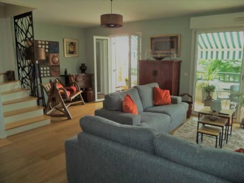Agréable maison individuelle avec terrasse