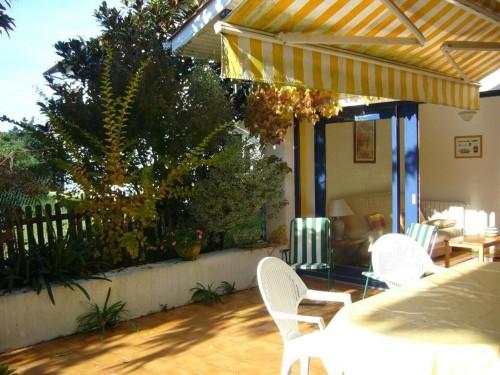 Appartement rez de chaussée de villa en location vacances à ST JEAN DE LUZ (Sainte Barbe)