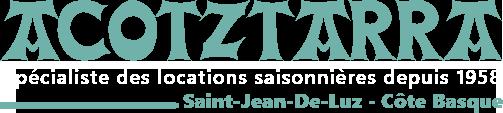 Acotztarra | Location vacances Saint Jean de Luz (Pays Basque)